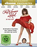 DVD Cover 'Die Frau in Rot - The Woman in Red (CINEMA Favourites Edition) [Blu-ray]