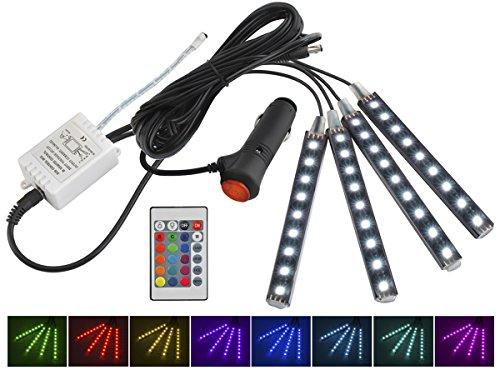 Preisvergleich Produktbild Innenraumbeleuchtung Lichtleiste LED Lichtleiste mit Fernbedienung 5173