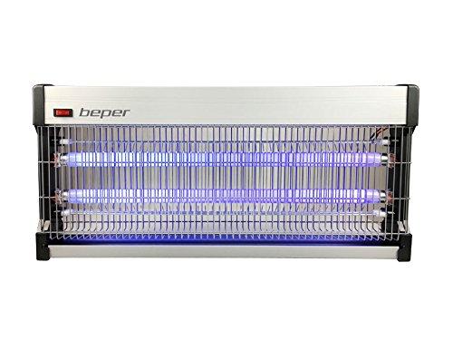 BEPER VE.702 Mosquitera eléctrica, Blanco, 65x7x29.1 cm