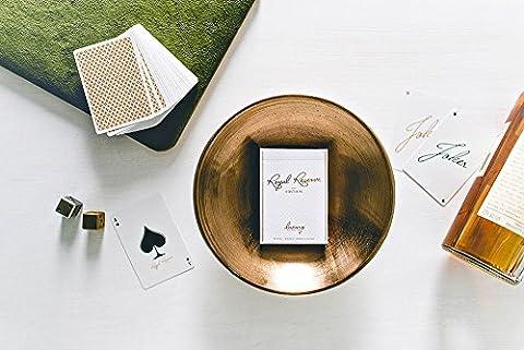 Kartenspiel Spielkarten Poker Karten Royal Reserve Rare Limited Edition Poker Playing Cards by Professional Magician Jeremy Griffith - Ellusionist USPCC - Zaubertricks und Magie Poker Casino