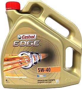castrol edge engine oil 5w 40 4l car motorbike. Black Bedroom Furniture Sets. Home Design Ideas