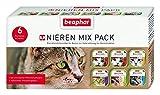 Beaphar Katzen Nieren-Diät-Mix-Pack 600g (6x6x100g = 36 x 100g)
