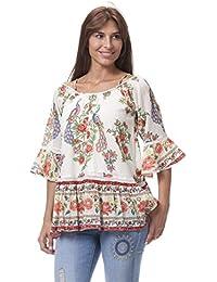 Peace & Love by Calao PR6045TU, Blusa Para Mujer