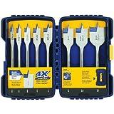 Irwin Industrial 8pc Speedbor Spade Bit Set [Misc.]
