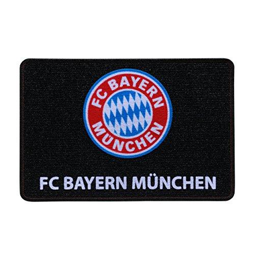 FC Bayern Fußmatte / Fußabstreicher / Türmatte Logo FCB
