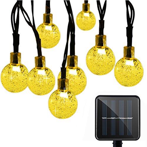 Solar String Lights, EMIUP 30 LE...