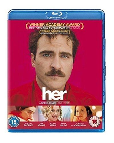 Her [Blu-ray] [UK Import]