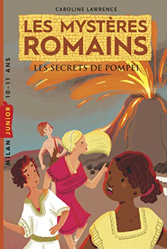 Les mystres romains, Tome 02: Les secrets de Pompi