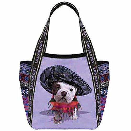 sac cabas teo jasmin mexicain lilas