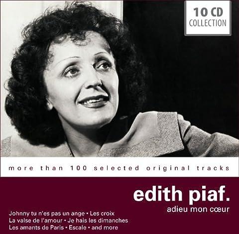Edith Piaf : Adieu Mon Coeur / Les Croix / Chanson Bleue / Escale