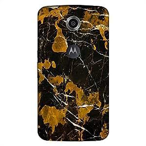 Bhishoom Designer Printed Hard Back Case Cover for Moto Nexus 6 - Premium Quality Ultra Slim & Tough Protective Mobile Phone Case & Cover