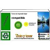 Ricoh aficio MP C4000 / C4501 / C5000 / C5501 amarillo toner compatible 841161 (841457)