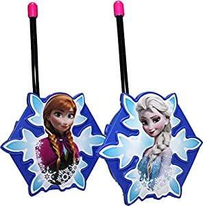 Disney – La Reine des Neiges – Talkie Walkies Elsa et Anna