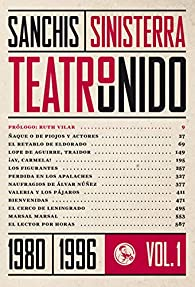 Teatro unido VOL. 1 par José Sanchis Sinisterra