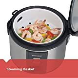 Black & Decker 12-Cup (cooked) Rice Cooker, Silver