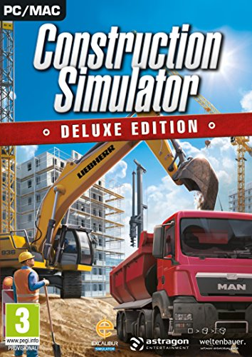 Construction Simulator Deluxe Edition (PC)