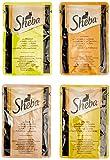 Sheba Katzenfutter Nassfutter, Delikatesse in Gelee - Geflügelvariation, 40 Beutel (40 x 85 g)