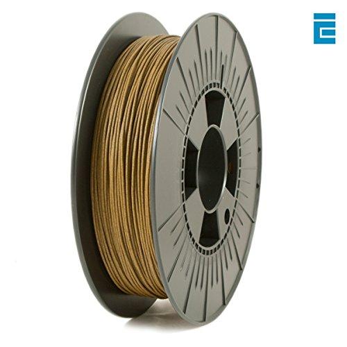 ICE Filaments ICEFIL1WOO159 WOOD filamento, 1.75mm, 0.5 kg, Grasshopper Green