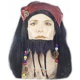 Captain Jack Sparrow Wig And Beard