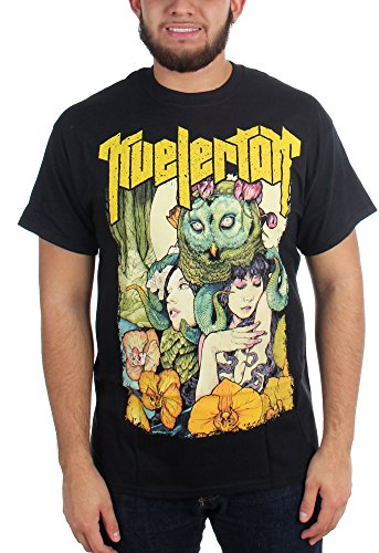 Kvelertak -  T-shirt - Uomo nero XX-Large