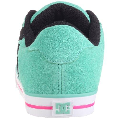 DC Shoes JOURNAL LADIES SHOE D0301565 Damen Sneaker Türkis (Wht/Ckato)