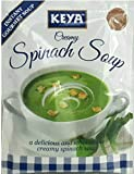#2: Keya Instant Soup, Creamy Spinach, 13g ( Pack of 12 )