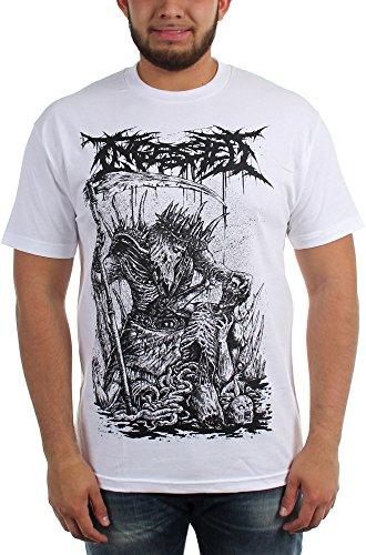 Ingested -  T-shirt - Uomo bianco XX-Large