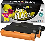 Yellow Yeti TN2320 (2.600 Seiten) 2 Premium Toner kompatibel für Brother HL-L2300D HL-L2340DW HL-L2360DN HL-L2365DW DCP-L2500D DCP-L2520DW DCP-L2540DN DCP-L2560DW MFC-L2700DN MFC-L2700DW MFC-L2720DW MFC-L2740DW [3 Jahre Garantie]