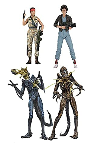 Aliens Action Figures 17-23 cm Series 12 Assortment (14) Neca