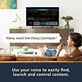 Amazon Fire TV Stick 4K Ultra HD with all-new Alexa Voice Remote | Streaming Media Player