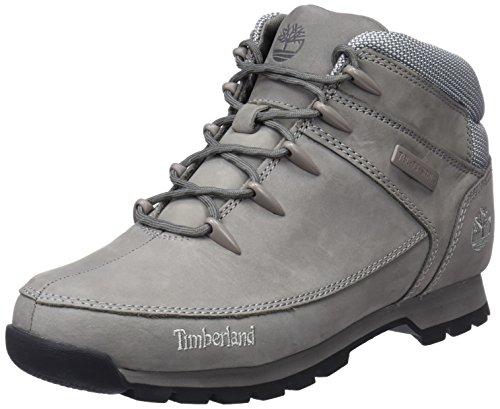 Timberland Euro Sprint Hiker, Stivali Chukka Uomo Grigio (Steeple Grey F49)