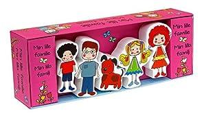 Barbo Toys Classic Barbo Toys Mi Mi pequeña Familia 6403