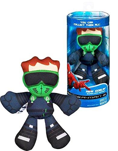 Spider-Man Green Goblin Mini-Peluche APPR 12cm Hasbro