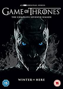 game of thrones season 7 dvd 2017 amazoncouk