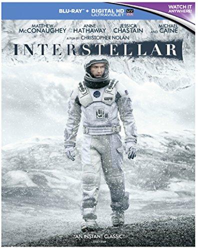 Bild von Interstellar [Blu-ray] [2014] [Region Free]
