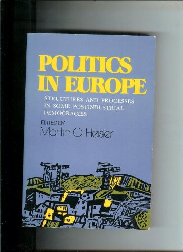 Title: Politics in Europe Structures and Processes in Som