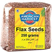 American Harvest Flax Seeds, 250 gm