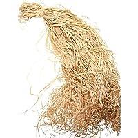 Bast Raffia Naturbast Florbast Raffiabast Bindebast 1kg (1000g) natur