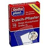 Gothaplast Duschpflaster Xl 48x70 mm 10 stk Vergleich
