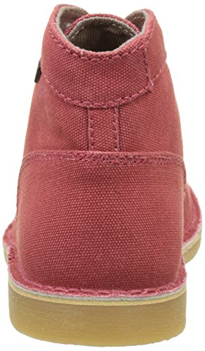 Kickers Orilegend, Botines Femme Rouge (rouge)