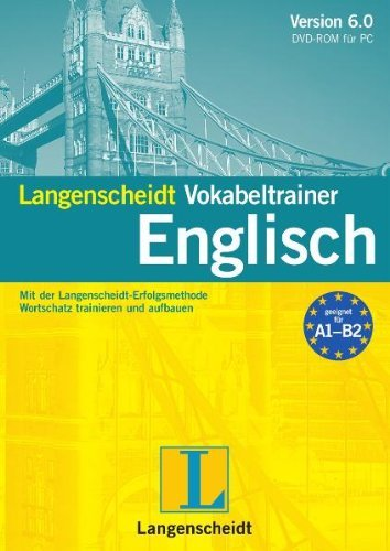 Langenscheidt Vokabeltrainer 6.0 Englisch [Download]