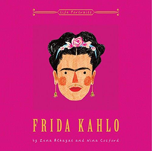 Frida Kahlo (Life Portraits) por Zena Alkayat