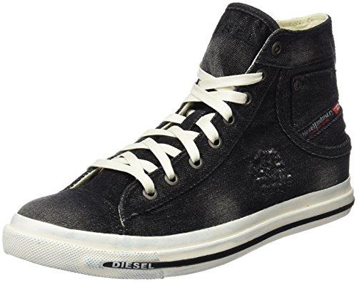 Diesel y00023, sneaker uomo, nero (t8013 t8013), 41 eu
