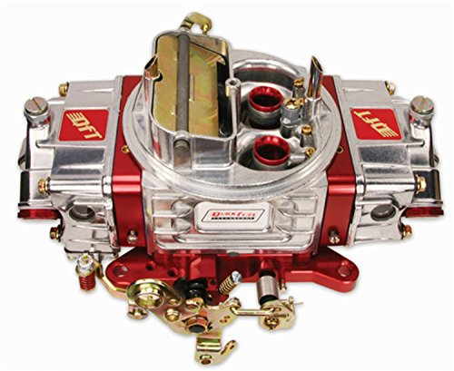 Quick Fuel Technology SS-750-AN 750 CFM Street Carburetor with Annular Boosters by Quick Fuel Technology Scoop Mount Tray