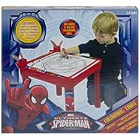 Tabla de colorear Spiderman + 5 metros colorear imágenes