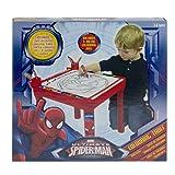 Marvel – Ultimate Spider-Man – Table de Coloriage et 5 Mètres de Dessin à Colorier...