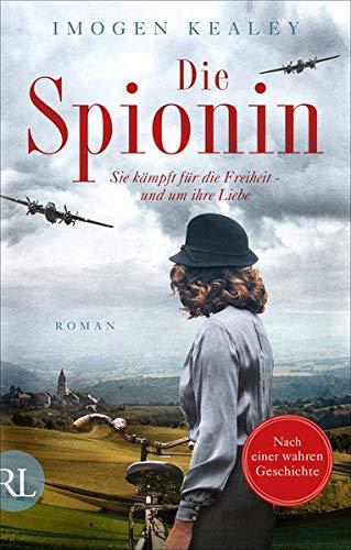 Buchseite und Rezensionen zu 'Die Spionin: Roman' von Imogen Kealey