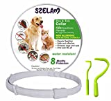 Best Flea And Tick Control Cats - Flea and Tick Collar for Dog Cat, 8 Review