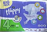 Bella Baby Happy Windeln Maxi Gr. 4 (8-18 Kg) 66 Stck.