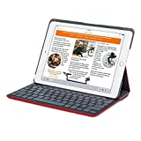 Logitech Canvas - Custodia per tastiera per iPad Air 2, Rosso